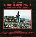 Audio CD Cover: Northbound Piano von Leopold von Knobelsdorff