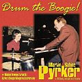 Audio CD Cover: Drum the Boogie! von Martin Pyrker