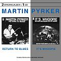 Audio CD Cover: Return to Blues & It´s Whoopie von Martin Pyrker