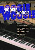 DVD Cover: International Boogie Woogie Festival Holland 2005 von Bob Seeley