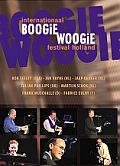 DVD Cover: International Boogie Woogie Festival Holland 2006 von Julian Phillips