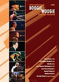 DVD Cover: International Boogie Woogie Festival Holland 2008 von Jean-Pierre Bertrand