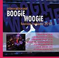 Audio CD Cover: International Boogie Woogie Festival Holland 2012 von Lasse Jensen