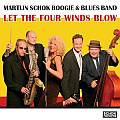 Audio CD Cover: Let The Four Winds Blow von Martijn Schok