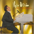 Audio CD Cover: Born To Be A Boogieman von Charlie Weibel