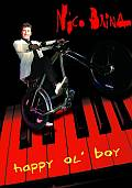 DVD Cover: happy ol' boy von Charlie Weibel