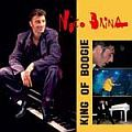 Audio CD Cover: Nico Brina - King of Boogie von Charlie Weibel