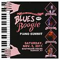 Audio CD Cover: 13th Annual Blues & Boogie Piano Summit von Jörg Hegemann