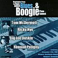 Audio CD Cover: Highlights From The Third Annual Blues & Boogie Piano Summit von Renaud Patigny