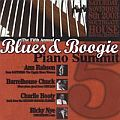 Audio CD Cover: Highlights From The 5th Annual Blues & Boogie Piano Summit von Ann Rabson