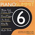 Audio CD Cover: Highlights From The Sixth Annual Blues & Boogie Piano Summit von Renaud Patigny