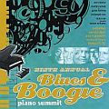 Audio CD Cover: Highlights From The 9th Annual Blues & Boogie Piano Summit