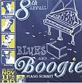 Audio CD Cover: Highlights of the 8th Annual Blues & Boogie Piano Summit von Julian Phillips