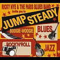 Audio CD Cover: Jump Steady von Ricky Nye