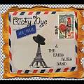 Audio CD Cover: Ricky Nye & the Paris Blues Band von Ricky Nye
