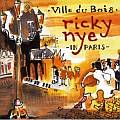 Audio CD Cover: Ville Du Bois von Ricky Nye