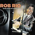 Audio CD Cover: Blues From The Vault von Rob Rio