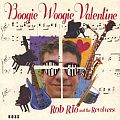 Audio CD Cover: Boogie Woogie Valentine von Rob Rio