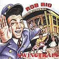 Audio CD Cover: Swingtrain von Rob Rio