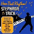 Audio CD Cover: Hear That Rhythm! von Stephanie Trick