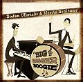 Audio CD Cover: Big Bigger Boogie von Moritz Schlömer