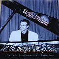 Audio CD Cover: Let The Boogie Woogie Roll von Stefan Ulbricht