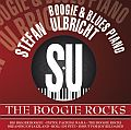 Audio CD Cover: The Boogie Rocks von Stefan Ulbricht