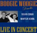 Audio CD Cover: Boogie Woogie Duets - Live in Concert