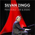 Audio CD Cover: Piano Solo - Live & Studio