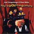 Audio CD Cover: The Boogiemeisters von Axel Zwingenberger