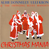 Audio CD Cover: Christmas Mania von Albie Donnelly