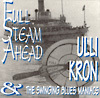 Audio CD Cover: Full Steam Ahead von Ulli Kron