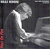 Audio CD Cover: Keys On Fire von Ulli Kron