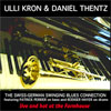 Audio CD Cover: Live And Hot At The Farmhouse von Ulli Kron
