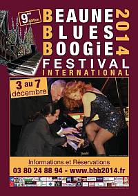Beaune Blues & Boogie Festival