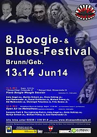 Internationales Brunner Blues & Boogie Festival