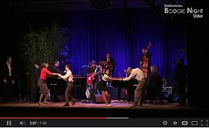 International Boogie Night User 2012 - Video der finalen Jam Session